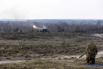 Se producen 11 ataques enemigos contra las posiciones ucranianas en la zona de la OFC