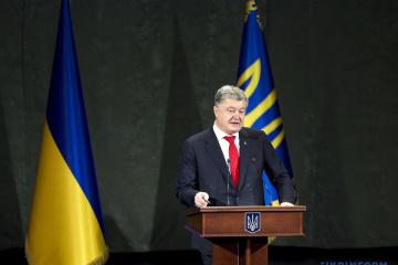 Poroshenko: We will not let Russia militarize Black Sea