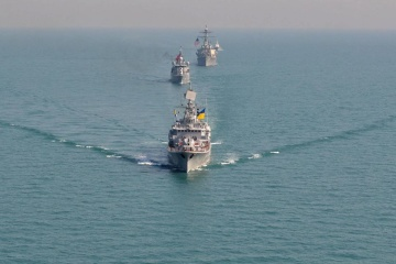 Fuerzas Navales de Ucrania: Rusia se apodera de barcos ucranianos en el estrecho de Kerch