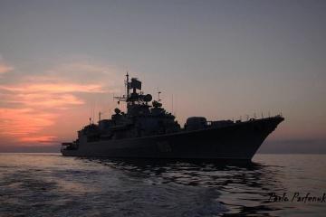 Fuerzas Navales de Ucrania: Seis militares ucranianos heridos en el Mar de Azov