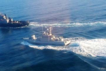 L'escalade dans la mer d'Azov : tous les détails