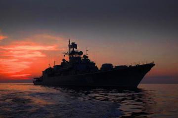 ロシア、ウクライナ海軍の艦船3隻のだ捕を確認