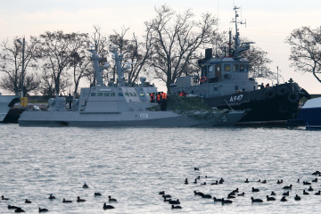 All Ukrainian sailors captured by Russia call themselves prisoners of war