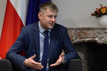 Tschechischer Außenministeriums besucht Donbass