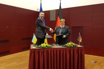 L'Allemagne fournira une aide de 84,8 millions d'euros à l'Ukraine