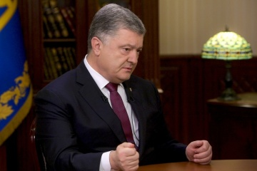 Poroshenko: Armed Forces to receive additional powers but only in event of war