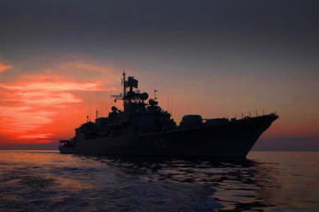 Rosja zamknęła region Morza Azowskiego w pobliżu Cieśniny Kerczeńskiej dla ćwiczeń wojskowych
