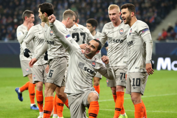 Shakhtar snatches victory from Hoffenheim in Champions League