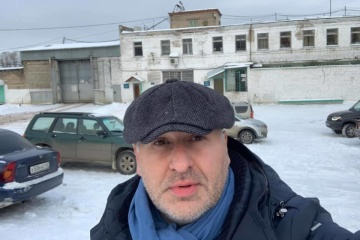 Feygin names address to which letters can be sent to Sushchenko