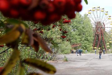 Neuer Rekord: Tschornobyl-Tourismus boomt