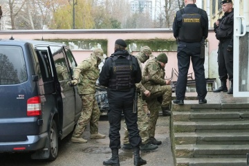 Consul visits wounded Ukrainian sailors in Moscow