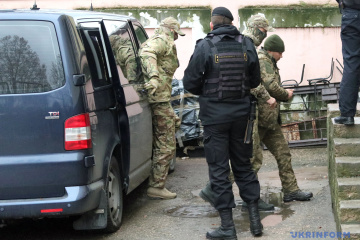 Russia orders 11 captured Ukrainian sailors to undergo mental health assessment