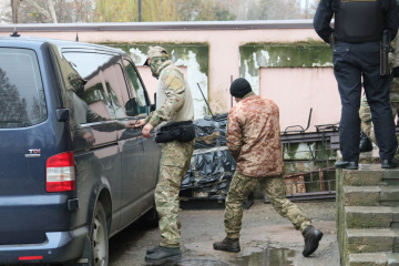 Russia's FSB asks  court to extend arrest of captured Ukrainian sailors