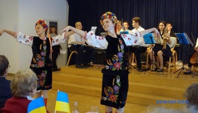 Вихованці Палацу культури Харкова дали два виступи у Берліні