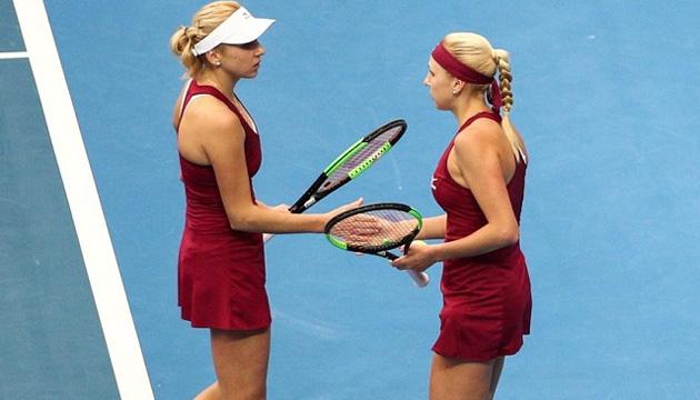 Надежда Киченок: После победы в 1/2 финала WTA Elite Trophy дрожали руки