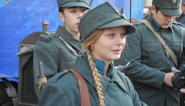 У Львові відтворюють події 100-річної давнини, коли була створена ЗУНР