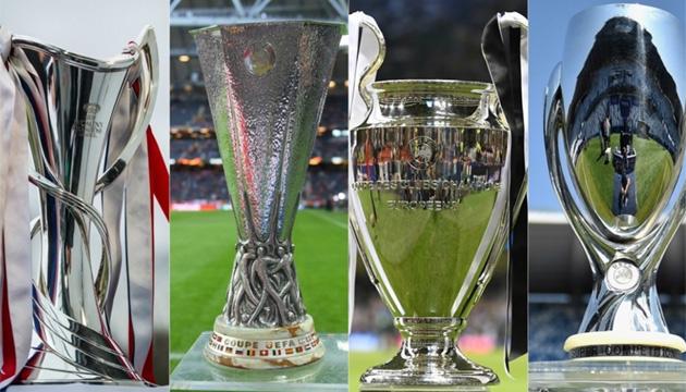 Мюнхен і Санкт-Петербург претендують на проведення фіналів ЛЧ УЄФА 2021 року
