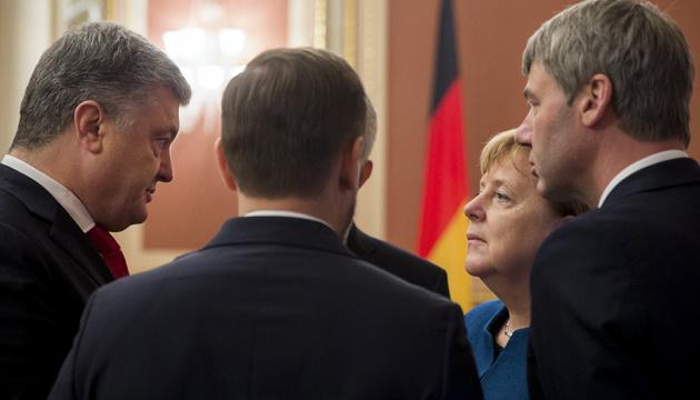 Три події світу.  Потужна Меркель, дуплет у Туреччині та санкції з подвійним дном