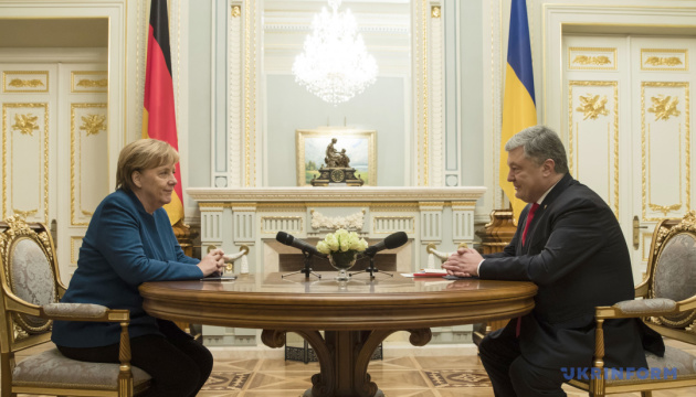 Germany supports extension of sanctions against Russia – Merkel