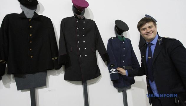 В Мыстецком арсенале развернут «Музей железной дороги»