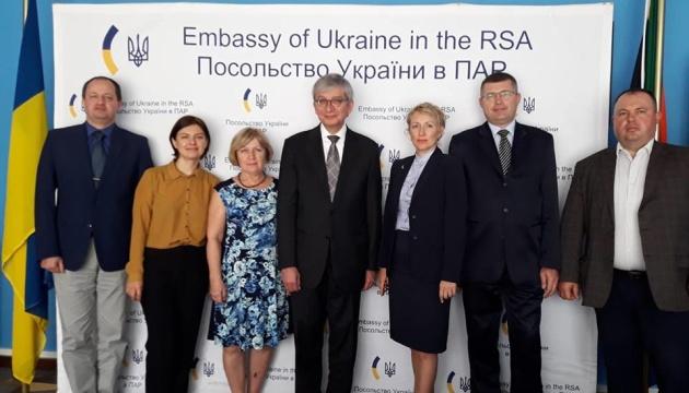 У ПАР відзначили важливу роль української громади у протидії агресії Росії