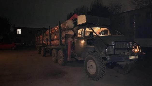 СБУ викрила розкрадання деревини у військовому лісництві