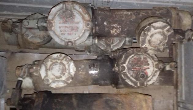 Пограничники перехватили оборудование с разграбленной шахты Донецка