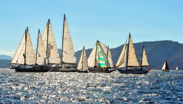 Украинские яхтсмены будут готовиться к европейским соревнованиям в Бодруме