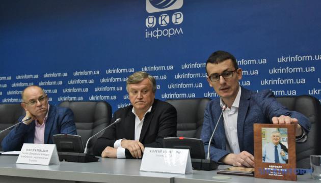 Súshchenko se convierte en ganador del Premio de la Unión Nacional de Periodistas de Ucrania