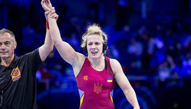 Алла Черкасова визнана НОК України кращою спортсменкою жовтня
