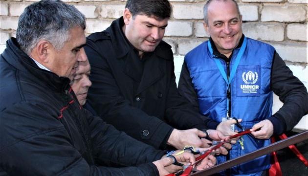 У селі на лінії розмежування відкрили амбулаторію після капремонту