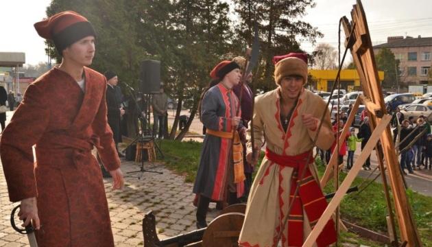 У Ніжині відтворили події антимосковського повстання 350-річної давнини
