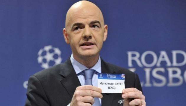 Інфантіно врятував «Ман Сіті» і «ПСЖ» від санкцій - Football Leaks