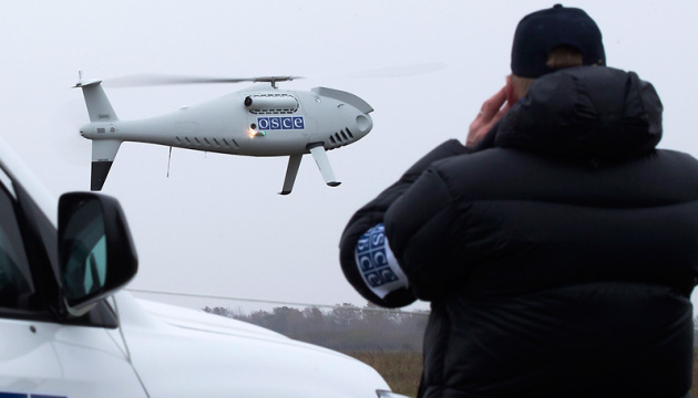 OSCE、ロシアとの国境付近における無人機消失を詳細に調査する