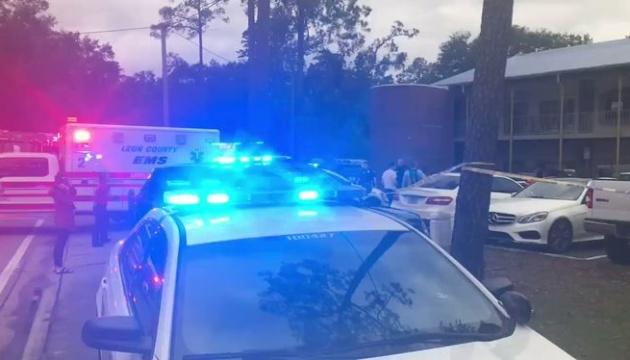 Стрельба во Флориде — есть пострадавшие