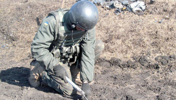 JFO Headquarters on mine clearance: About 150 explosives disposed in Donbas over past week