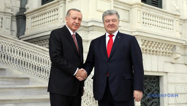 【宇土首脳会談】エルドアン・トルコ大統領:トルコはクリミア併合を決して承認しない