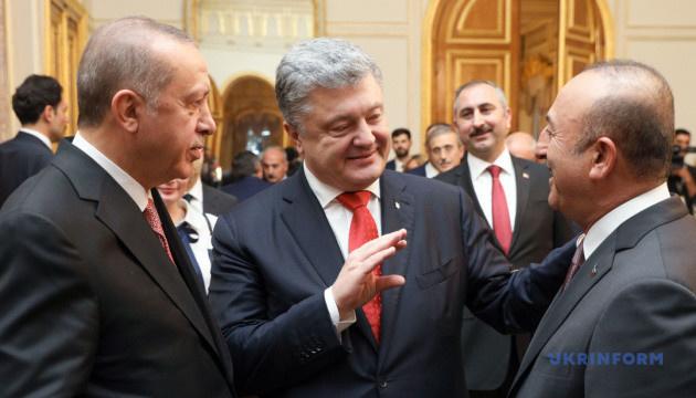 Порошенко откроет украинское консульство в Анталии