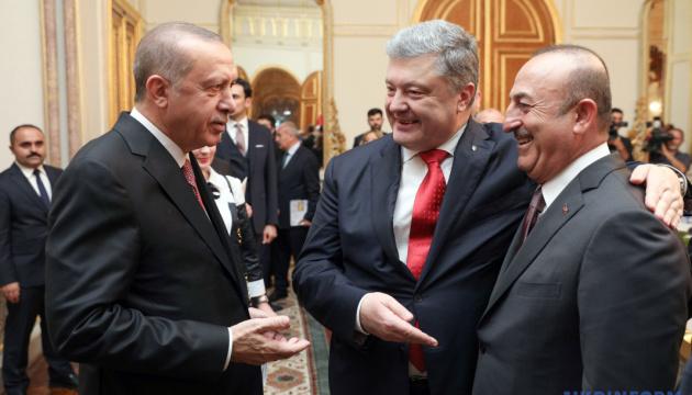 Посол о визите Порошенко в Турцию: Обсудили все - от недр до космоса