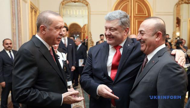 Турция не останется в стороне ползучей агрессии в Азовском море - Порошенко