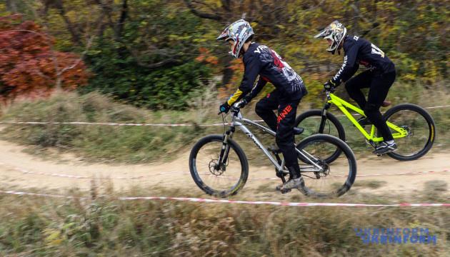 В Одесі змагалися майстри гірського велосипеду