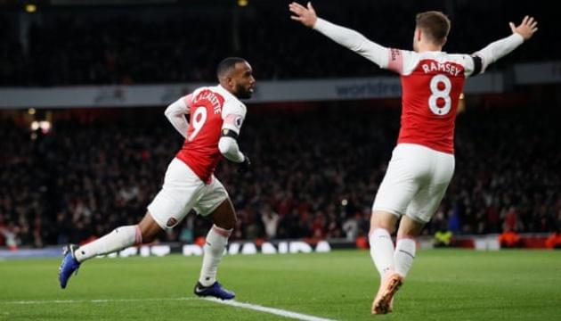 АПЛ: «Арсенал» уникнув поразки в матчі з «Ліверпулем»
