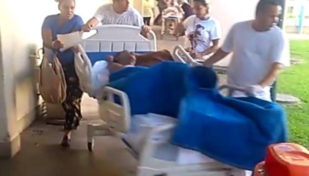 В Рио-де-Жанейро горела больница, есть погибшие