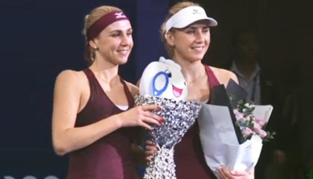 """Сестры Киченок впервые в карьере выграли """"малый"""" Итоговый турнир WTA Elite Trophy"""