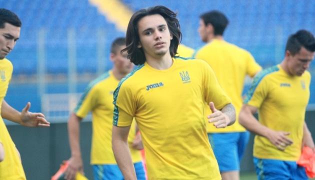 Шапаренко отримає виклик в збірну України – ЗМІ
