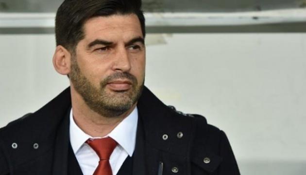 Фонсека стал лучшим тренером 14 тура УПЛ