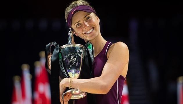 Свитолина попала в топ-5 теннисисток мира по сумме призовых в 2018 году