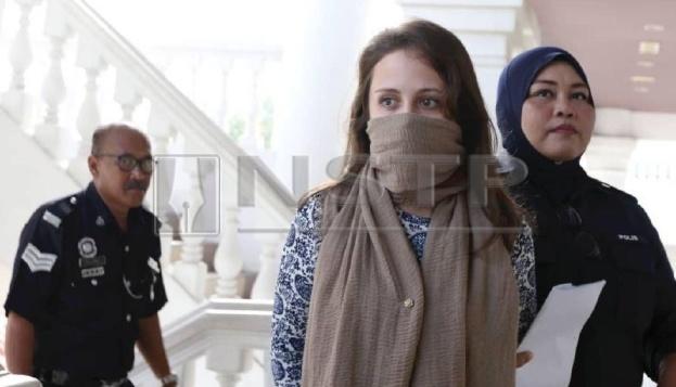Malaysia: 24-jährige Ukrainerin wegen Drogenschmuggels zu lebenslanger Haft verurteilt