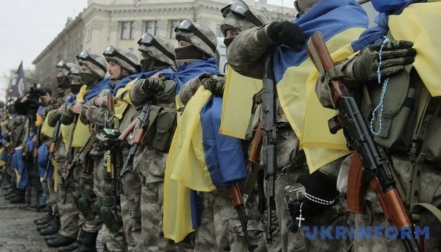 Ukrainian army among ten strongest in Europe - Business Insider