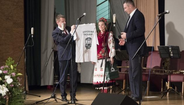 Кличко рассказал о реализации проектов метро на Троещину и Виноградарь
